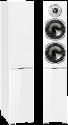 quadral Argentum 570 - Haut-Parleurs Colonne - paire - 30-35'000 Hz - blanc