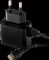 VIVANCO Netzteil mit Micro USB Stecker