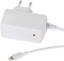 VIVANCO Charger - Caricabatterie Lightning - 1,2m - Bianco