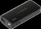 VIVANCO Powerbank - Batterie de secours - 4000 mAh - Noir