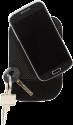 VIVANCO Kfz Anti-Rutsch-Matte - Für Smartphones - Schwarz