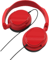 VIVANCO DJ stereo Kopfhörer, rot