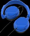 VIVANCO DJ cuffia stereo, blu