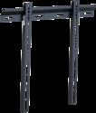 VIVANCO BFI 6040 - TV-Wandhalterung - Max 140 cm/55 - Schwarz