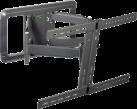 VIVANCO BFMO 8560 - TV-Wandhalterung - Max 216 cm / 85 - Schwarz