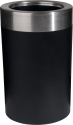 emsa THERMO - Flaschenkühler - 6 Std. kalt - Schwarz/Edelstahl