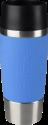 emsa TRAVEL MUG - Mug isotherme - 360 ml - Bleu