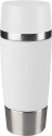 emsa TRAVEL MUG - Thermobecher - 360 ml - Weiss