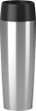 emsa TRAVEL MUG Grande - Mug isotherme - 500 ml - Inox