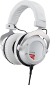 beyerdynamic CUSTOM ONE PRO PLUS - Over-Ear Kopfhörer - Mit 16 auswechselbaren Design Covers - Weiss