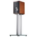 CANTON Ergo 620 - Lautsprecher-Paar - max. 130 Watt - Kirsche/Schwarz
