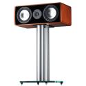 CANTON Ergo 655 Center - Haut-parleur centre - max. 160 watts - Cerise/Noir
