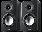 CANTON GLE 416 - OnWall Lautsprecherpaar - max. 100 Watt - Schwarz