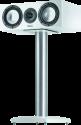 CANTON GLE 456 - Centerlautsprecher - 140 W - Weiss