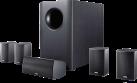 CANTON Movie 1005.2 - 5.1 système de haut-parleur - 33 - 25000 Hz - Noir