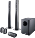 CANTON Movie 1050.2 - Sistema di altoparlanti 5.1 - 33 - 25000 Hz - Noir
