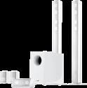 CANTON Movie 1050.2 - 5.1 système de haut-parleur - 33 - 25000 Hz - Blanc