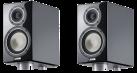 CANTON Chrono SL 536 - Lautsprecher-Paar - 130 Watt - Schwarz