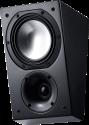 CANTON AR 400 - Lautsprecherpaar - Max. 100 W - Schwarz