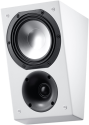 CANTON AR 400 - Lautsprecherpaar - Max. 100 W - Weiss