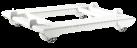 venta Rollwagen zu LW25/LW45, Weiss