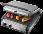 Steba FG95 - Low Fat Grill - 1800 Watt - Grillfläche 39 x 25 cm - Edelstahl