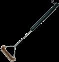 tepro Grillreinigungsbürste - 50 cm - Schwarz
