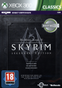 Classics: The Elder Scrolls V Skyrim - Legendary Edition , Xbox 360 [Versione tedesca]