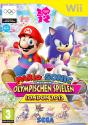 Mario & Sonic bei den Olympischen Spielen: London 2012, Wii [Versione tedesca]