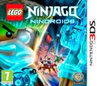 LEGO Ninjago: Nindroids, 3DS [Versione tedesca]