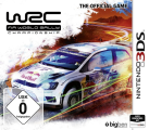 WRC Fia World Rally, 3DS [Versione tedesca]