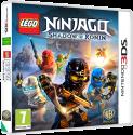 LEGO Ninjago - Shadow of Ronin, 3DS
