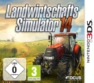 Landwirtschafts Simulator 2014, 3DS