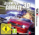 Alarm für Cobra 11, 3DS [Version allemande]