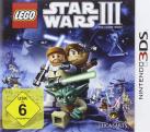 LEGO Star Wars III, 3DS [Versione tedesca]