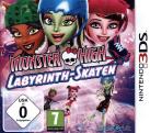 Monster High: Labyrinth-Skaten, 3DS [Versione tedesca]