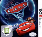 Cars 2, 3DS