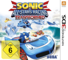Sonic All-Stars Racing - Transformed, 3DS [Versione tedesca]