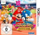 Mario & Sonic bei den Olympischen Spielen: London 2012, 3DS