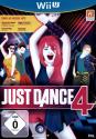Just Dance 4, Wii U [Versione tedesca]