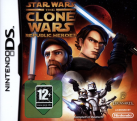 Star Wars: The Clone Wars - Republic Heroes, NDS [Versione tedesca]