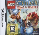 LEGO Legends of Chima - Laval's Journey, NDS [Versione tedesca]