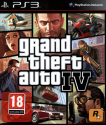 Grand Theft Auto IV, PS3 [Version allemande]