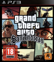 Grand Theft Auto - San Andreas, PS3