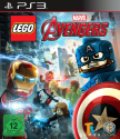 LEGO Marvel Avengers, PS3