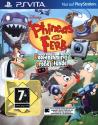 Phineas & Ferb: Doofenschmirtz' grosse Stunde, PSVita [Version allemande]