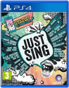 Just Sing, PS4, multilingue