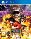 One Piece Pirate Warriors 3, PS4, multilingue