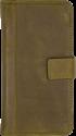 Booklet Case/Credit Card Slots, für Samsung Galaxy S7 edge, braun