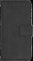 SCUTES DELUXE Booklet Case - Für iPhone 5/5S/SE - Schwarz